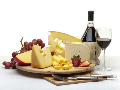 National Spine Care Wine & Cheese
