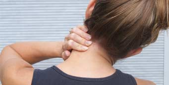 teck neck pain