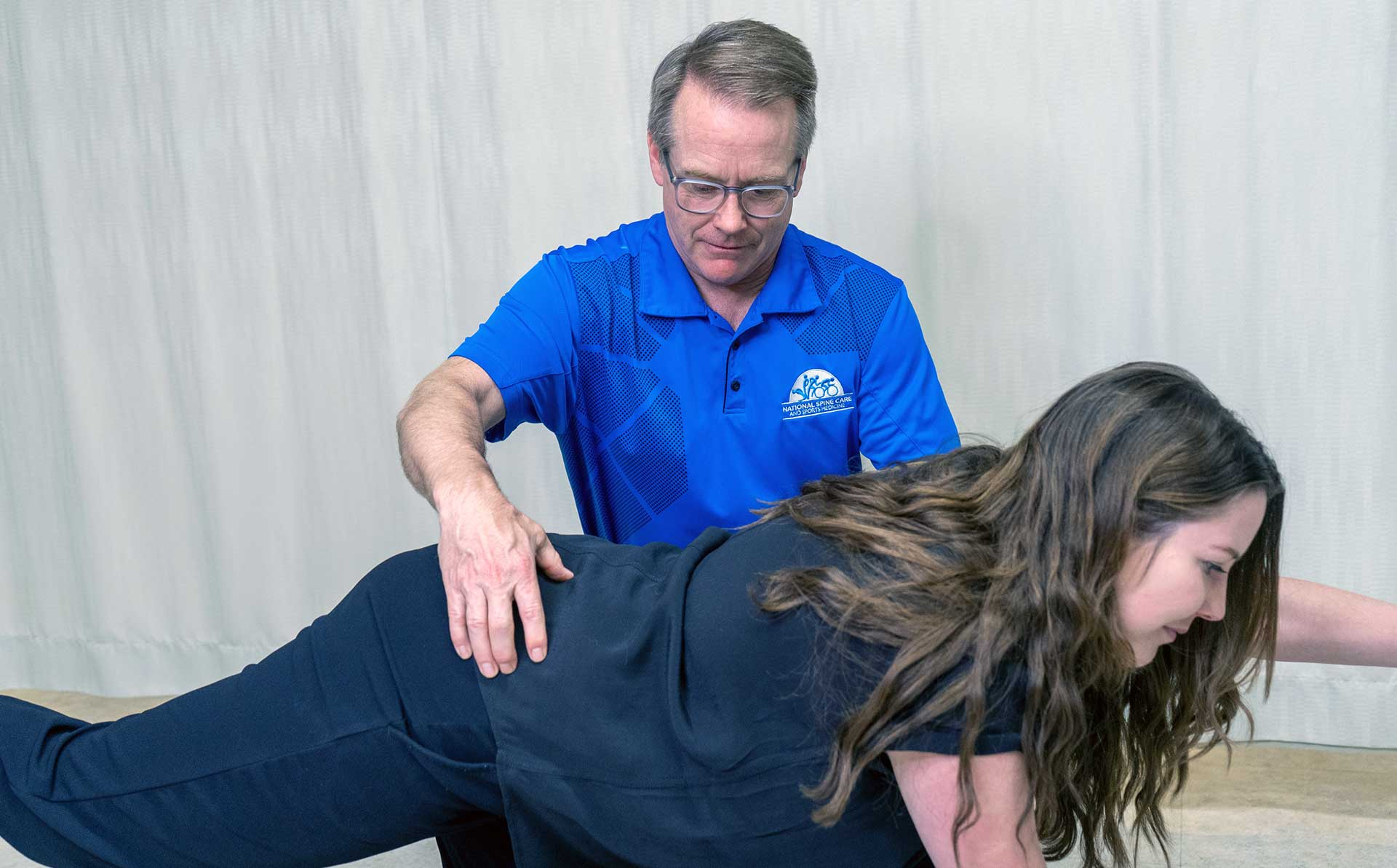 National Spine Care | Custom Exercise