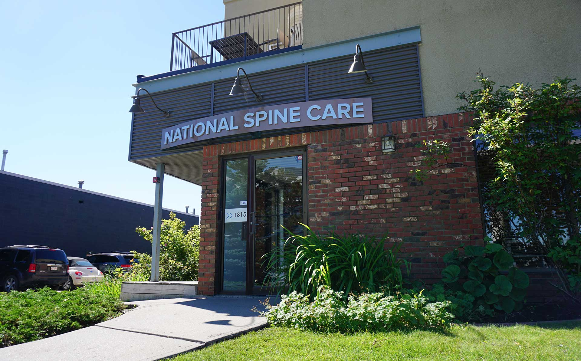 National Spine Care | Exterior Location