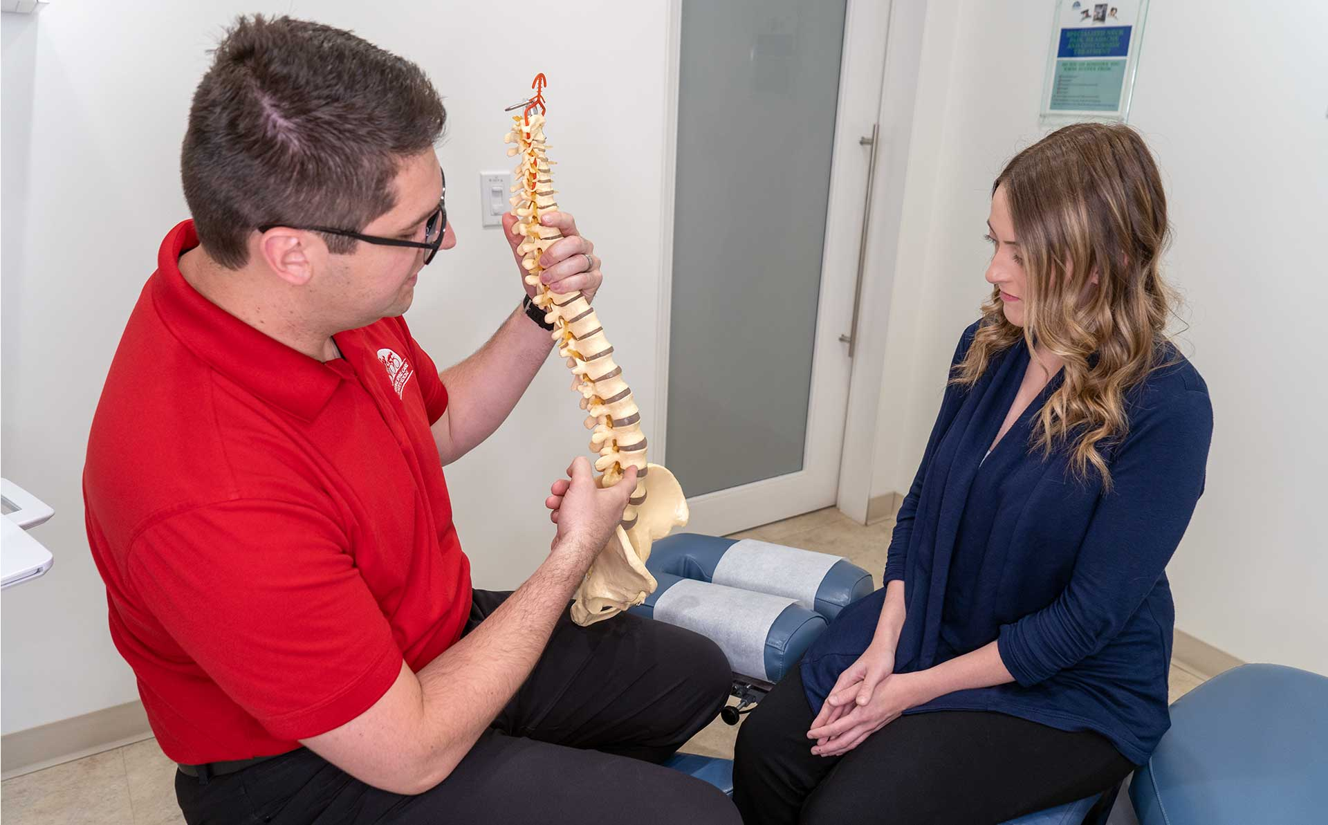 National Spine Care | New Patient Exam