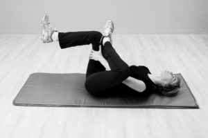 Calgary back pain relief exercise